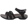 Teva W's Tirra Leather Sandals Black